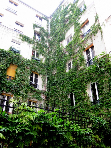 apartment in the 10th arrondissement of Paris, France
