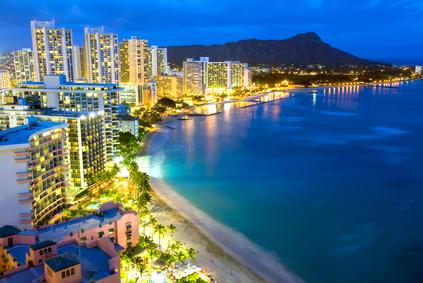 Beaches in Honolulu, Hawaii