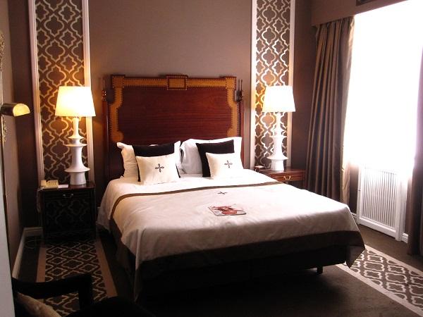 hotel room in Porto