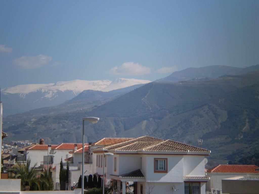 Mountains near Granada