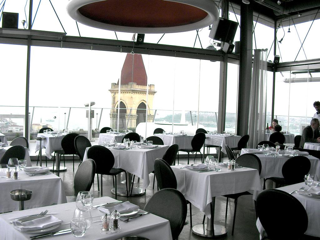 Restaurant in Istanbul