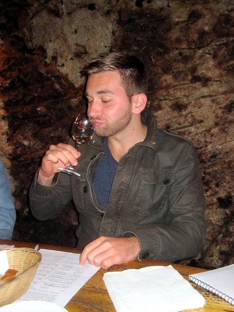 how to drink Tokaj wine
