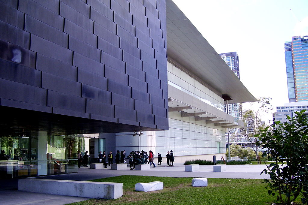 art museums in Brisbane, Australia
