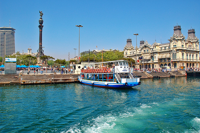 cruises in Spain