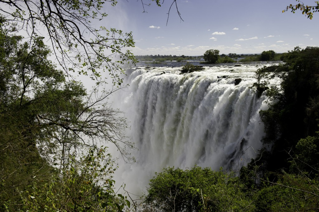 Victoria Falls Photo by Wilderness Safaris
