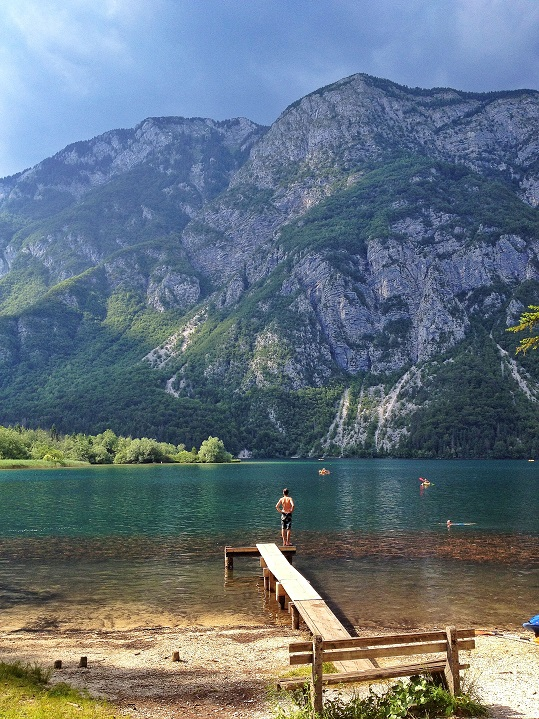 lakes in Slovenia