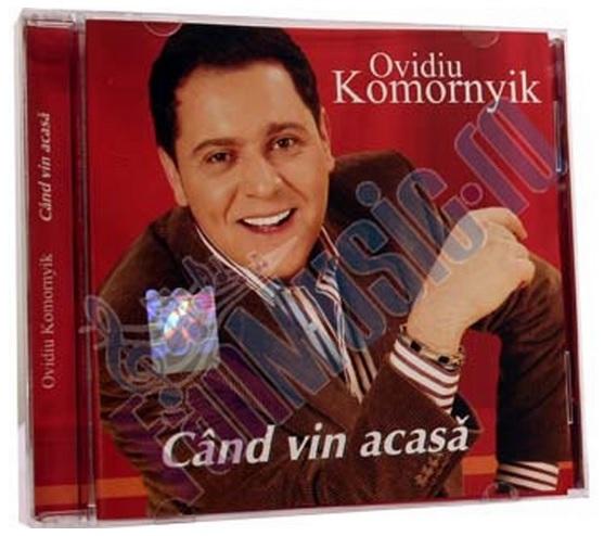 Ovidiu Komornyik Romanian Singer
