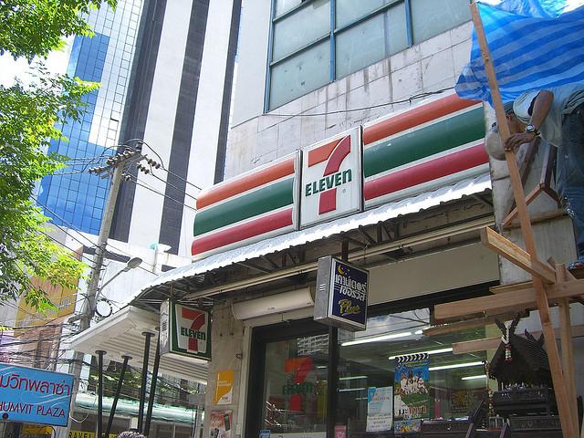 7-11 in Thailand