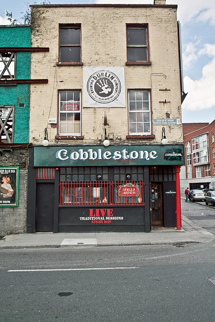 Good pub in Dublin, Ireland