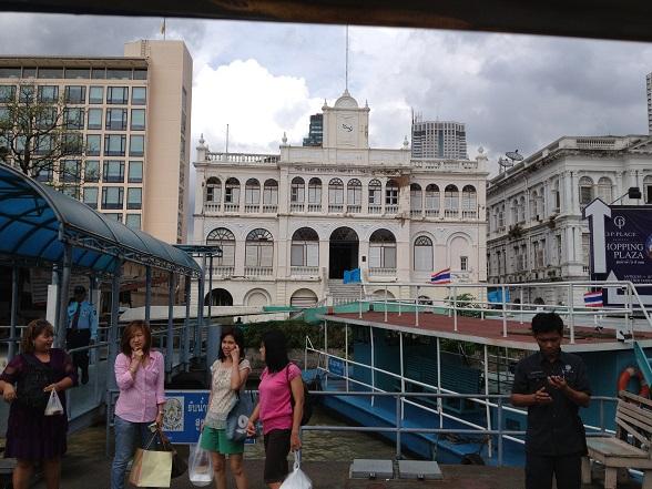colonial-era architecture in Bangkok
