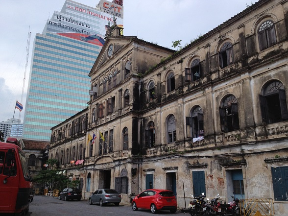 Old Customs House, Bangkok