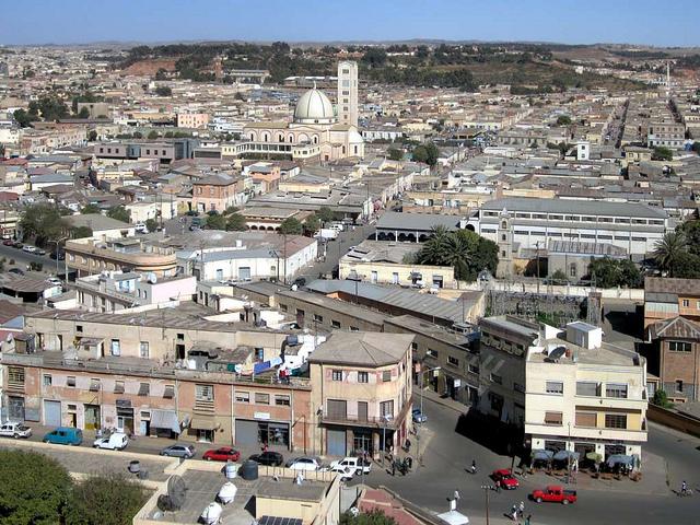 Asmara, Eritrea - by D-Stanley