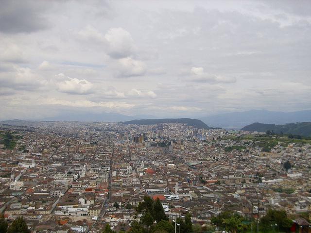 Quito, Ecuador by Torpiny