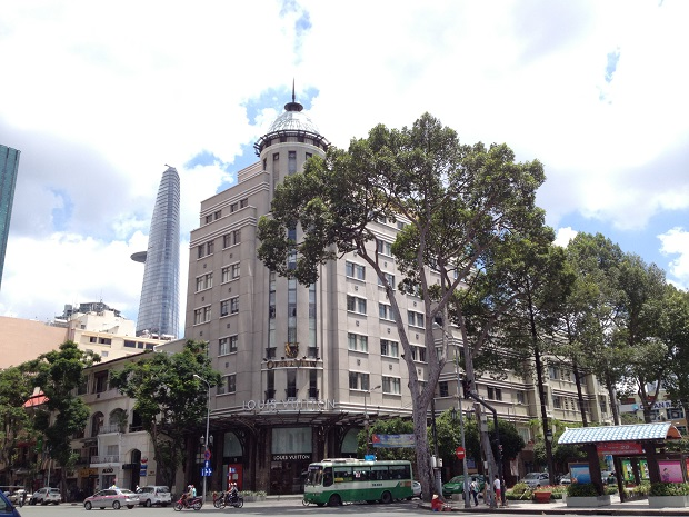 Art Deco in Saigon