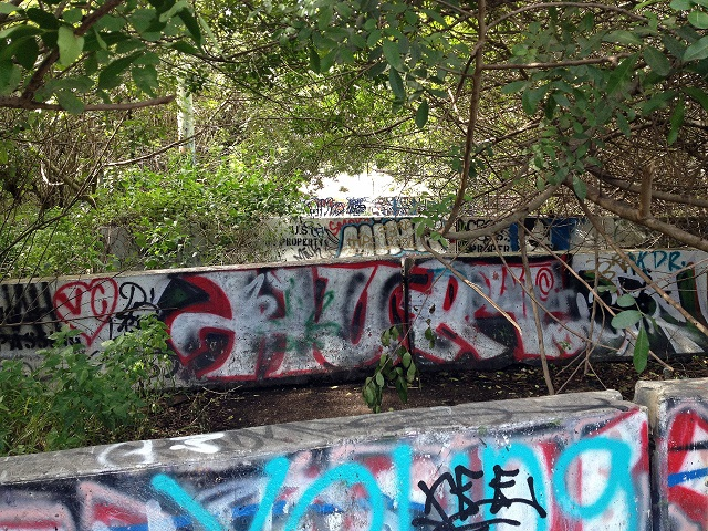 abandoned army base on Krome Avenue in Miami, FL