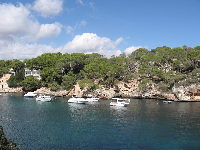 Island of Majorca