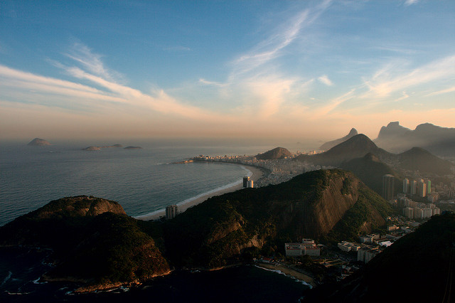 When I set out to explore the world soon, Rio de Janeiro will be at the top of list of places I want to explore!