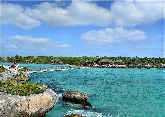 beautiful xel ha