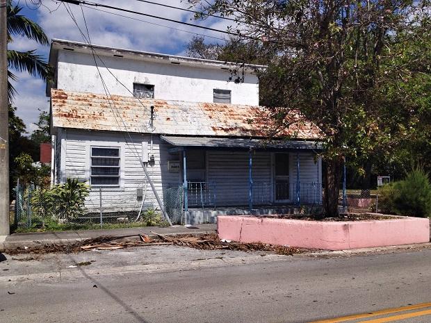 historic home in Miami