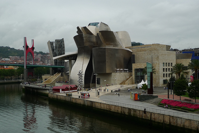 Exploring the city of Bilbao will yield many highlights, such as the post-modern Guggenheim Museum