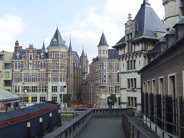 Antwerp is home to beautiful buildings that are just some of the Top Tourist Attractions In Belgium