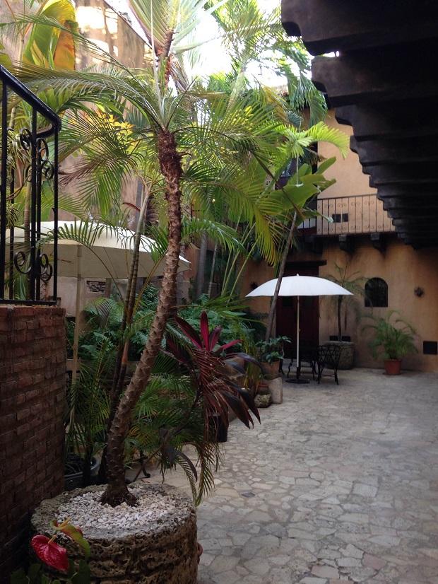 Courtyard El beaterio hotel