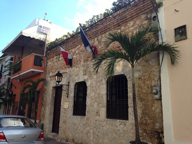 El Beaterio Hotel in Santo Domingo