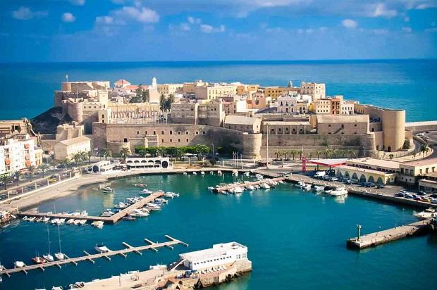 spanish city in Moroco