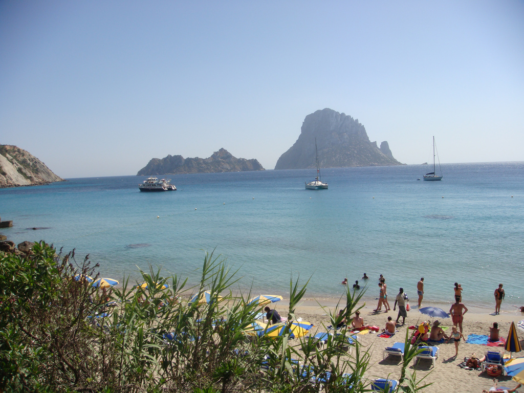 A beach break in Ibiza may be just what you need to refresh your body and mind!