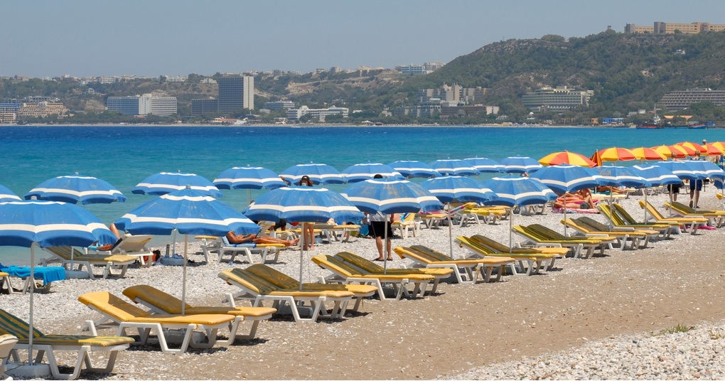 Rhodes stands as one of the best Greek islands, with its even balance of beaches, history, and nightlife..