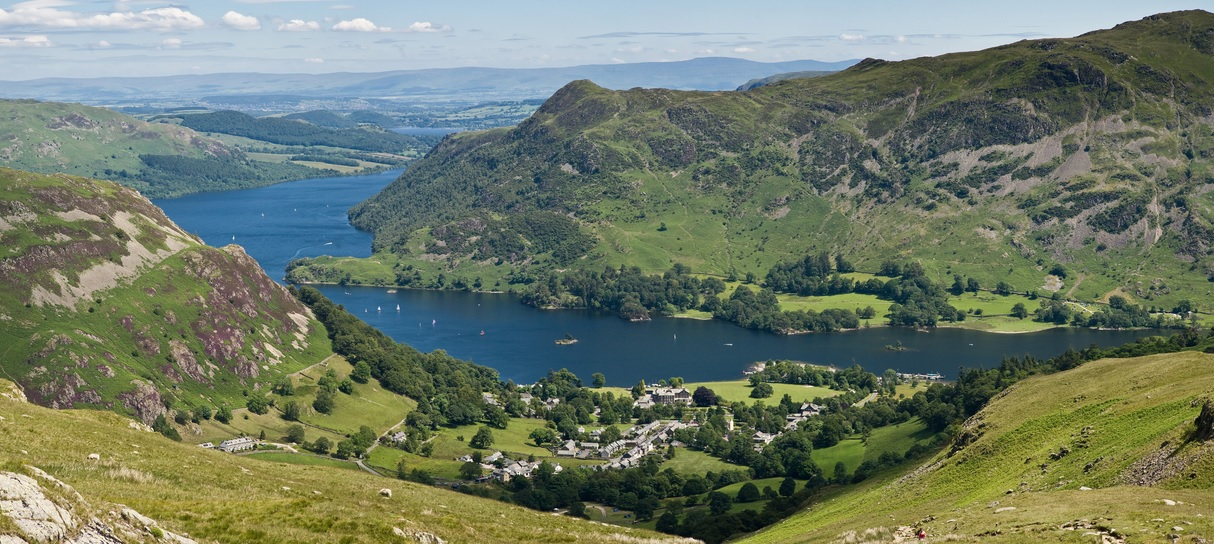 The Lake District delivers big on views like this one...
