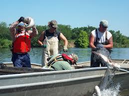 3 guys on a fishing trip