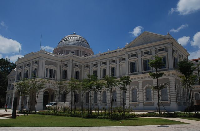 historic building in Singapore