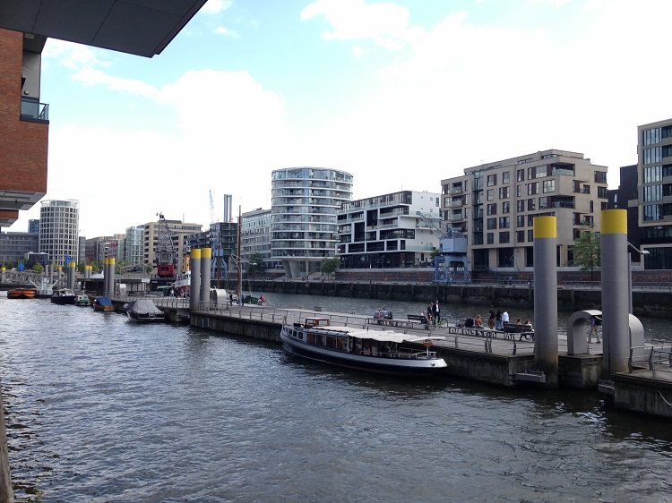 Hafenc City, Hamburg, Germany