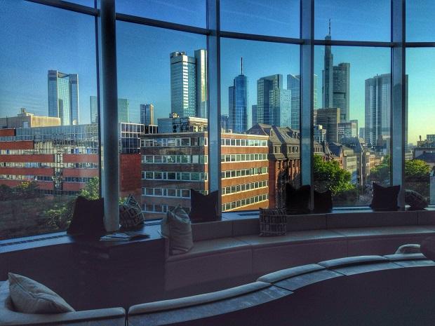 Frankfurt cityscape