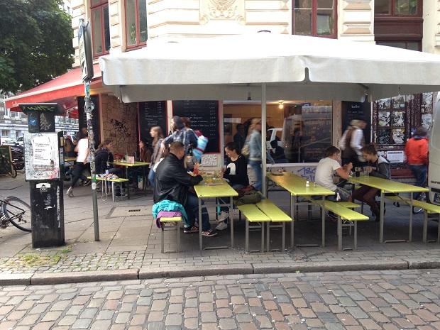 restaurant in Schanze, hamburg