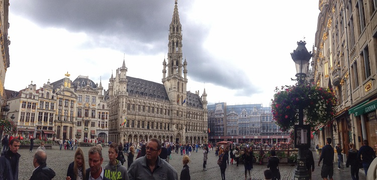plaza mayor brussels