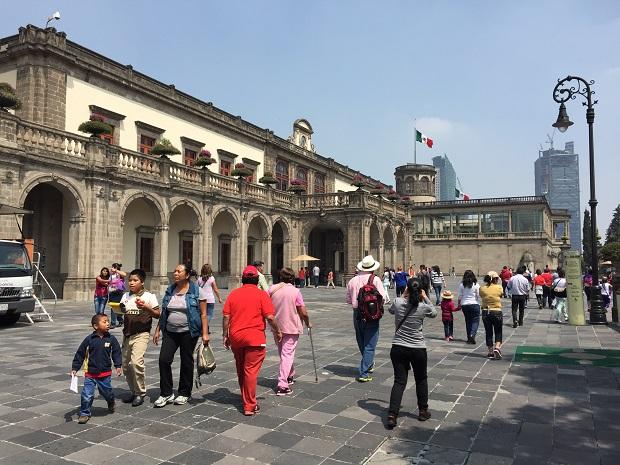 chapultapec castle mexico city