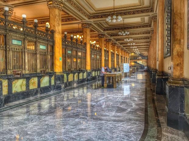 palacio postal mexico city
