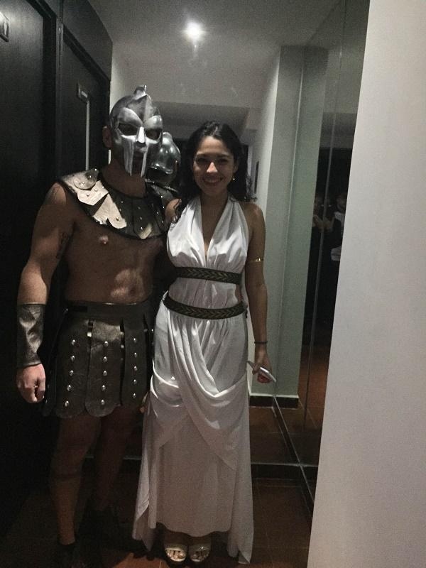 gladiator costume for halloween