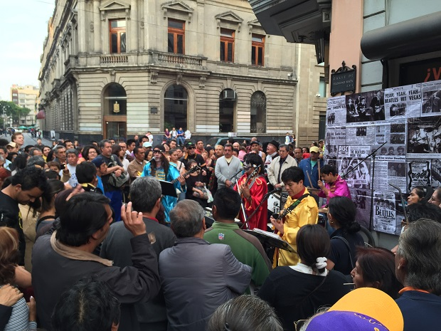 live bands for day of the dead in mexico city