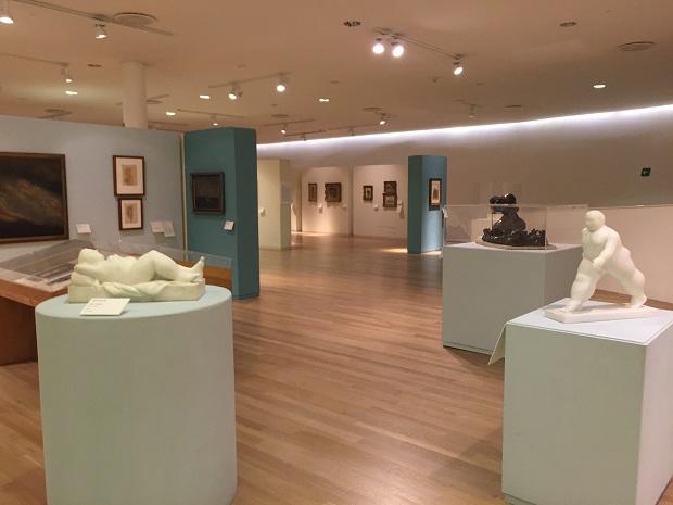permanent collection soumaya museum, museo soumaya mexico city