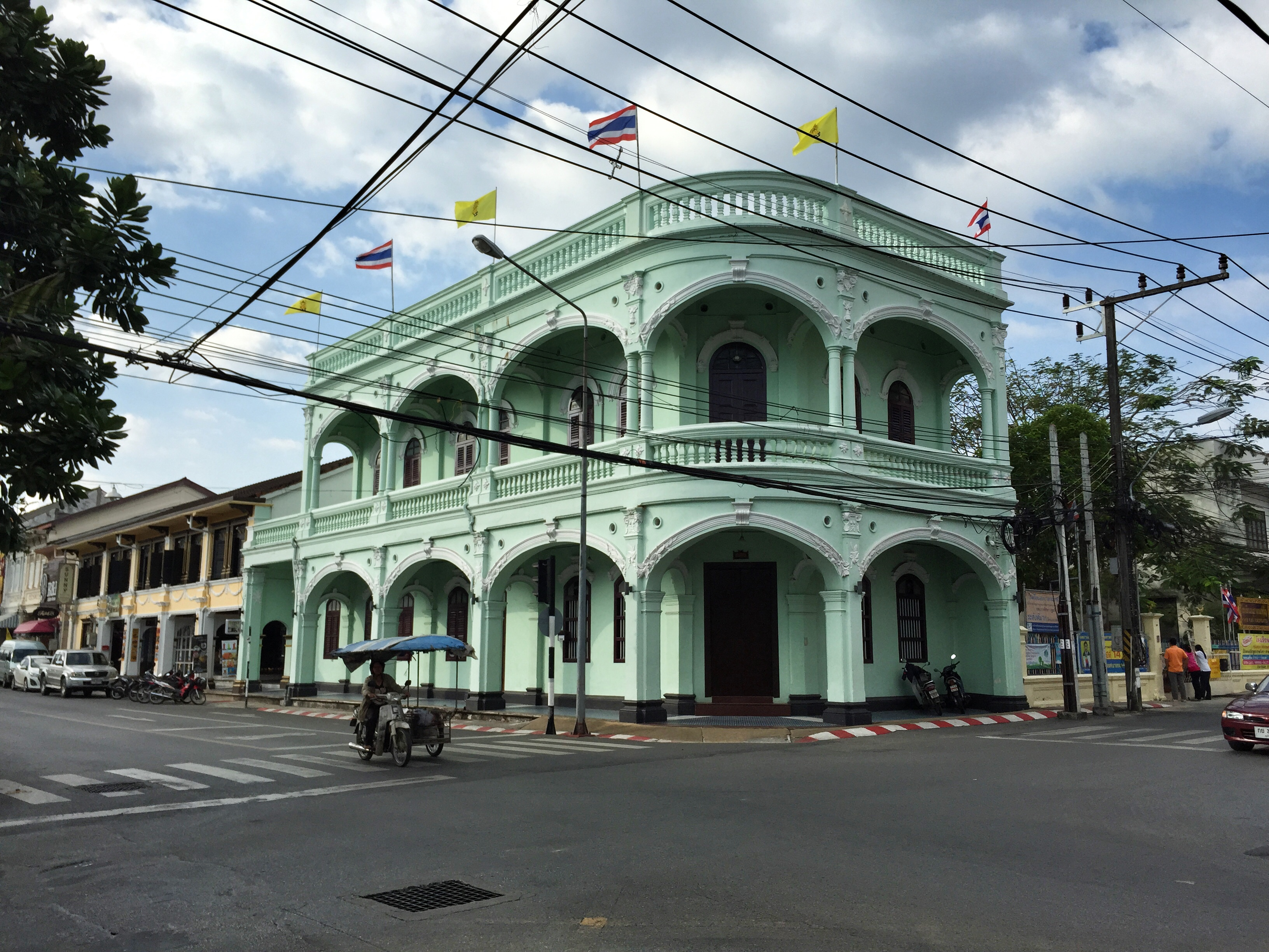 Exploring Historic Phuket Town, Thailand