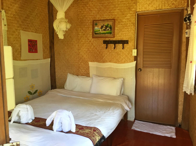 bungalo in pai thailand