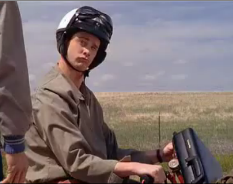moped in dumb and dumber