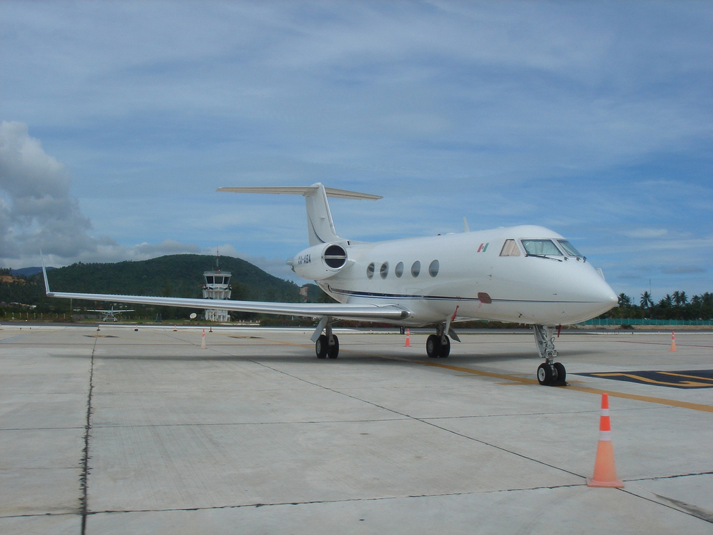 The benefits of booking a private jet means jetting off to places like Koh Samui without putting up with the annoyances of commercial air travel... photo by CC user moaksey on Flickr