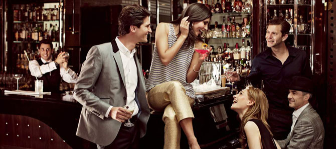Enjoy European luxury for less this winter, and you can join these jovial looking people ... photo by http://www.luxeinacity.com/