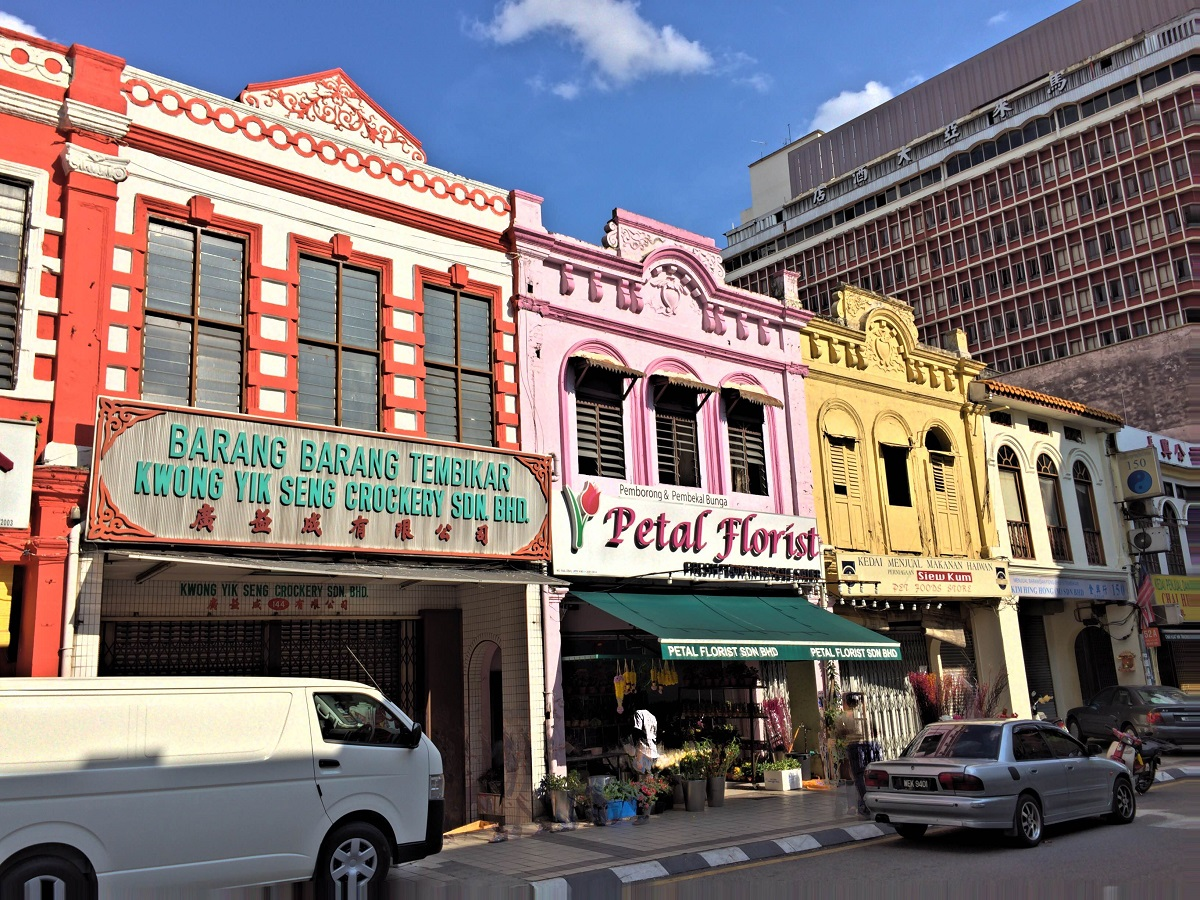 colonial architecture in Kuala Lumpur