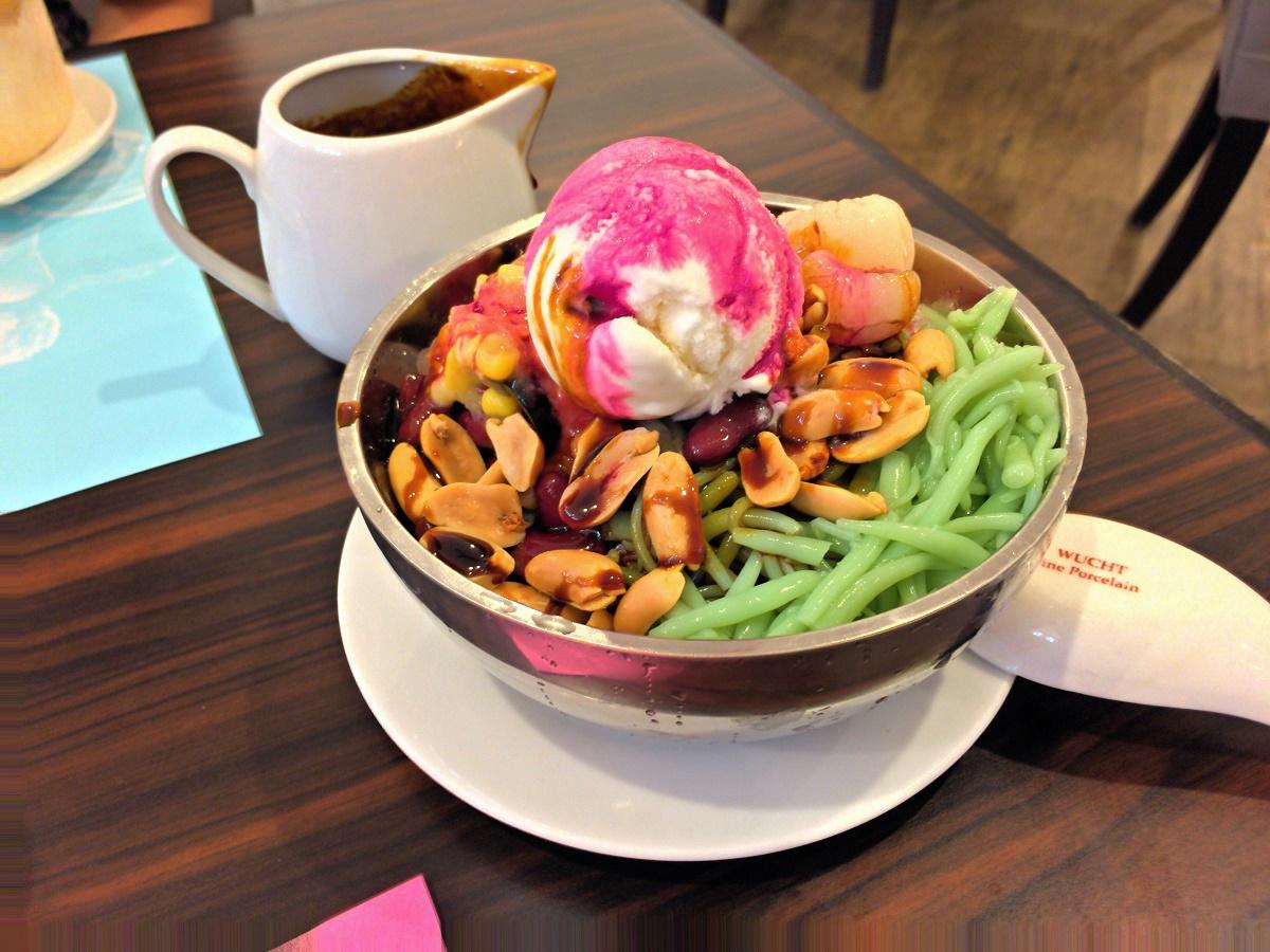 ice cream in Malaysia