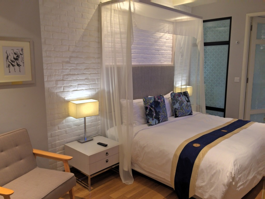 Deluxe King Room Hotel Adonis Singpoare